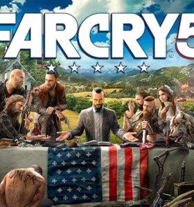 Far Cry 5, Mortal Kombat XL, FIFA 18, HITMAN Xbox