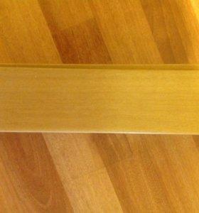 наличник дверной цвет орех 70 см