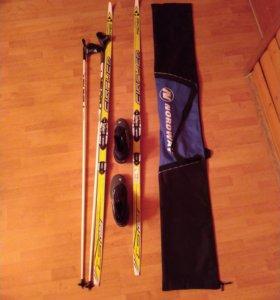 Беговые лыжи Fischer 2m
