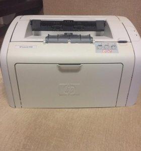 Принтер HP 1018