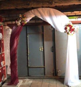 Арка свадебная