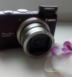 Canon sx 200