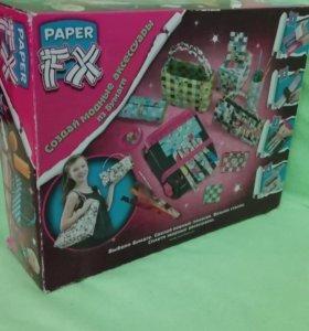 Набор для плетения из бумаги
