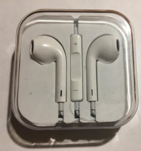 Наушники Apple (неорегинал).