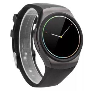 Смарт-Часы KingWear KW18 Black. Оригинал.