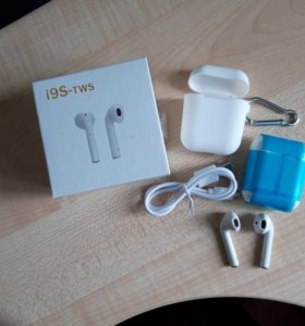 Беспроводная Bluetooth стерео гарнитура i9S TWS