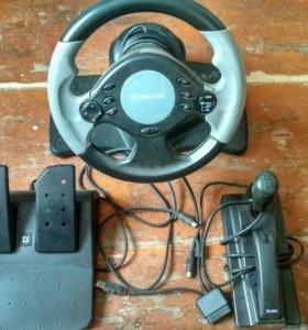 Defender Extreme Turbo Pro Игровой руль