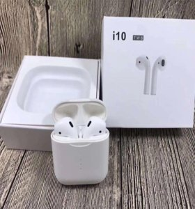 Наушники Apple Airpods аналог (i10 tws)