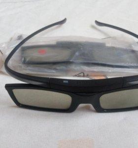 Очки 3D. Samsung. Обмен