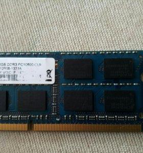 Goldkey 2gb ddr3 Pc10500 для ноутбука