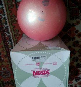 Мяч для художественной гимнастики Sasaki хамелеон