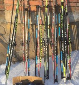 Лыжный комплект.