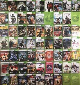 Xbox 360/Много Игр/GTA 5,Fifa17,15,Fallout 3