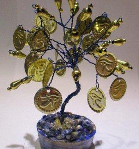 🌳 Маленькое дерево ваш Оберег и Талисман