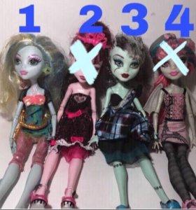 Куклы монстр хай (фотосессия/скариж/1600летие)