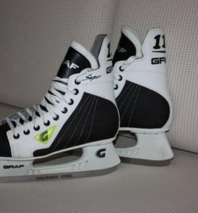 Хоккейные коньки GRAF Super 111