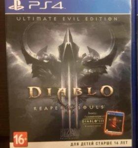 Игра Diablo 3 для Sony PlayStation 4