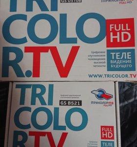 Триколор ТВ, спутниковое телевидение