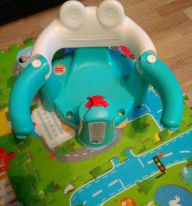 Сиденье в ванну Ok Baby Crab