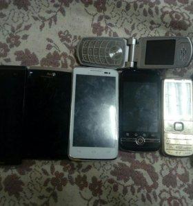 Телефон и смартфоны