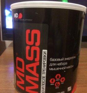 Гейнер MD MASS 1,68кг