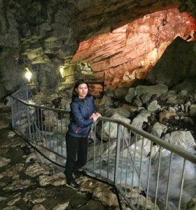 Воронцовские пещеры, билеты на экскурсию