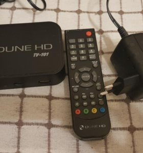 Медиаплеер, видео приставка dune hd tv-101