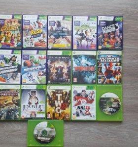 Xbox 360 лицензионные диски