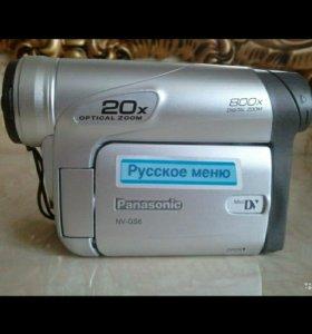 Panasonic № NV - GS6EE Digital video camera.