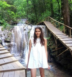 33 водопада, дольмены, застолье