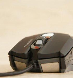 Мышь проводная DEXP Erebus