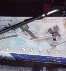 метало-детектор (метало-искатель