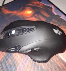 Игровая мышка Dexp