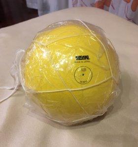 Новый мяч Сасаки