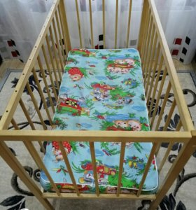 Продается детская кроватка.