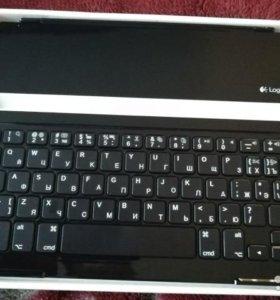 Клавиатура Logitech для айпада