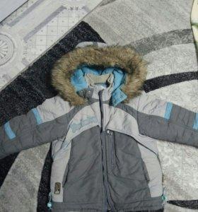 Зимния куртка на мальчика