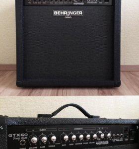 Гитарный комбо Behringer GTX60