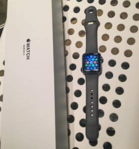 Apple iwatch 3 series 38 mm