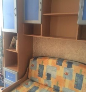 Мебель в детскую с диваном