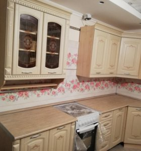 Сборка мебели, установка кухонь, сантехники и т. д