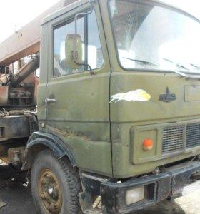 Продам специализированный автокран МАЗ 5337