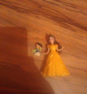 Кукла бель и мулан