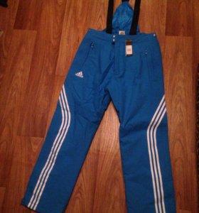 Зимние штаны Adidas