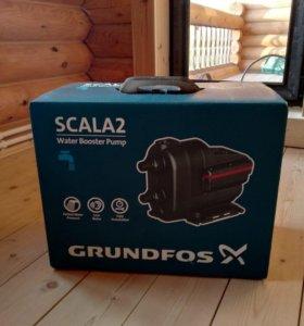 Насосная станция Grundfos scala2