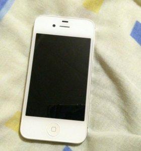 Дисплей на iphone 4s