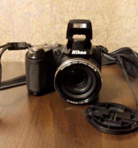 Зеркальный фотоаппарат Nikon Coolpix L310