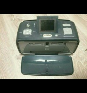 Цветной принтер HP