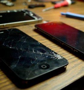 Ремонт IPhone 4 - 5 - 6