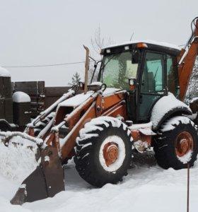 Чистка, вывоз снега